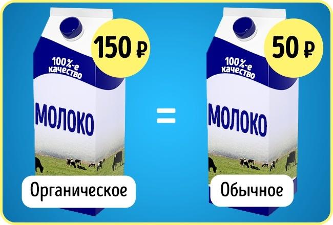 © depositphotos  Органическое молоко должны получать откоров, которые едят натуральный корм,