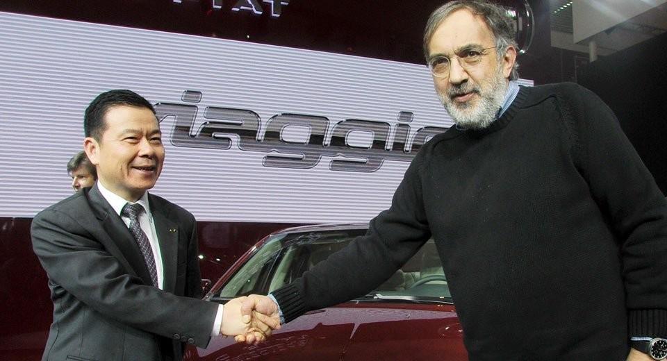 Автоконцерн Fiat-Chrysler может быть продан китайцам