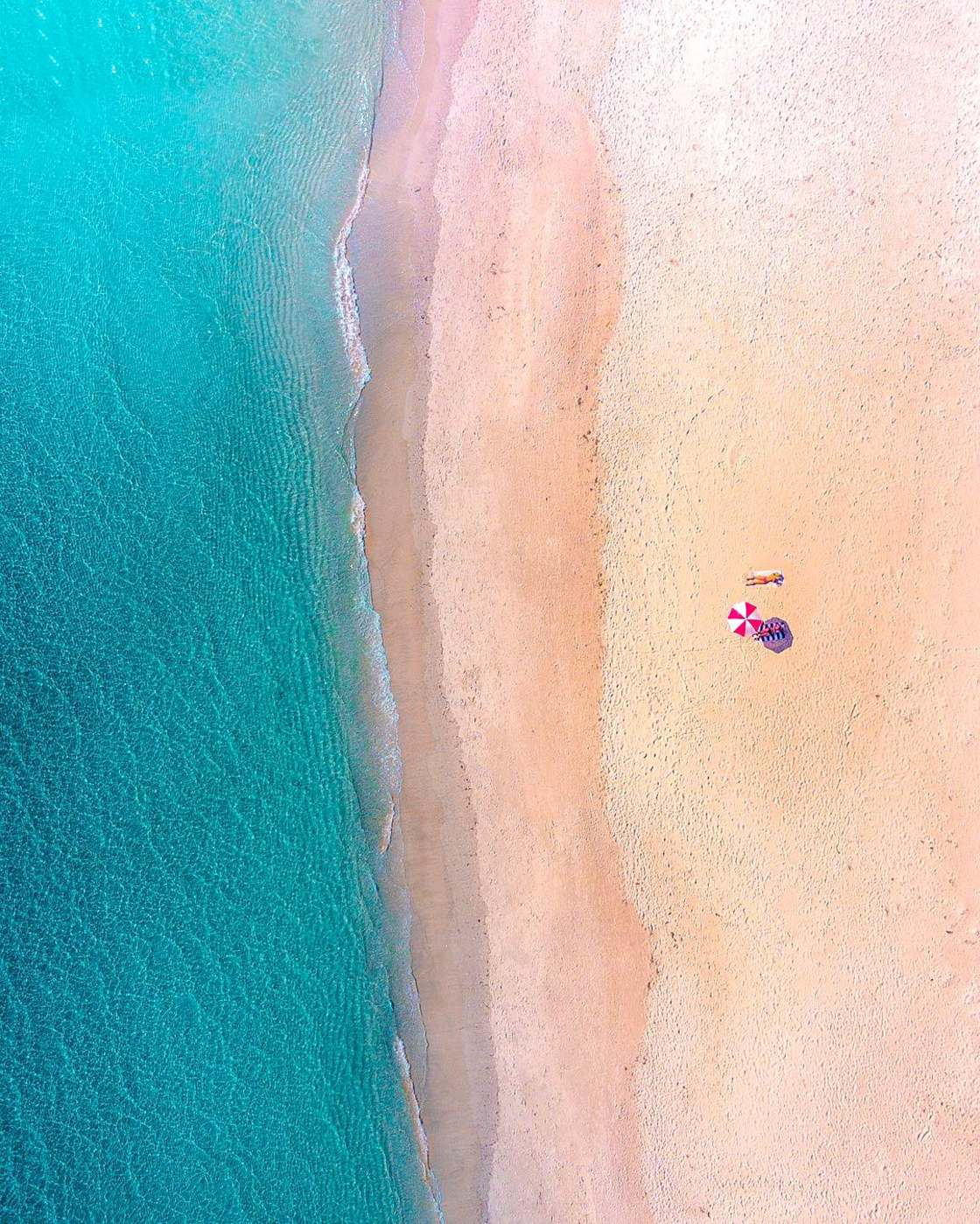 Drone Paradise - The beautiful aerial photographs of Mr BO
