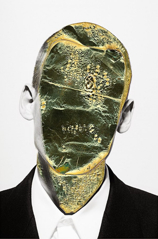 2. Flying Formations Collages byShaun Kardinal The artist Shaun Kardinal uses the collage in its si