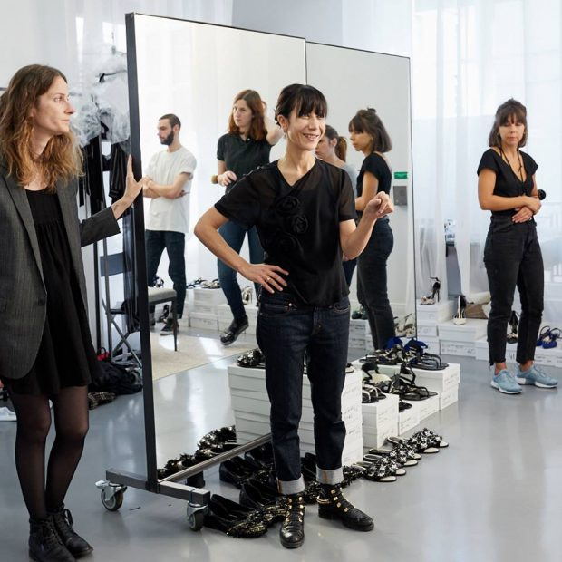 Fashion Designer Bouchra Jarrar To Leave LANVIN (3 pics)