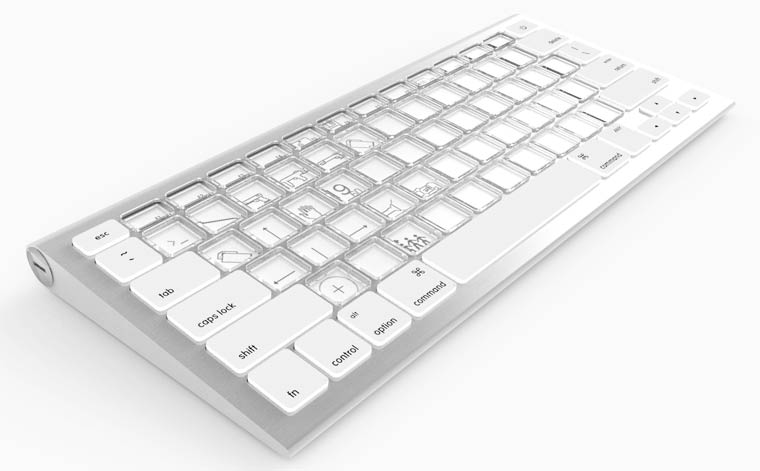 Sonder keyboard - Customize your keyboard with infinite possibilities thanks to E ink