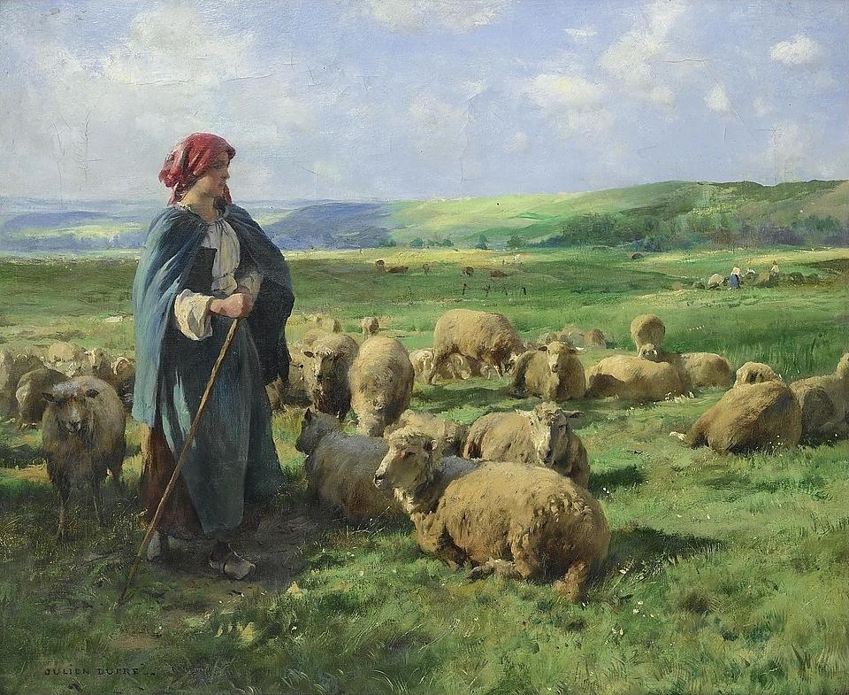 два пастуха картинки актер видит этом