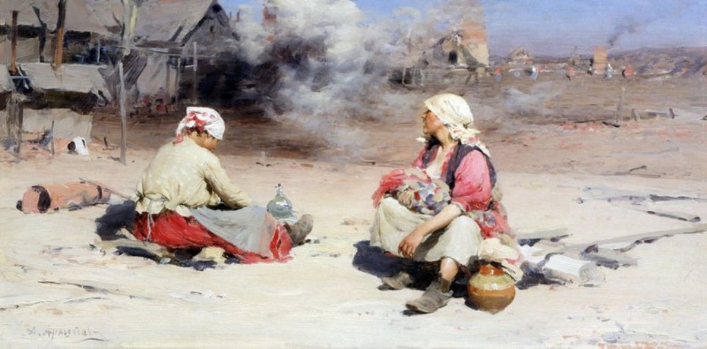 2 Abram Efimovich Arkhipov     Women at the Ironworks.jpg