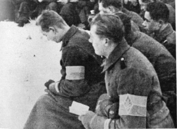 Присяга в протилітунській формації, 1944 р.jpg