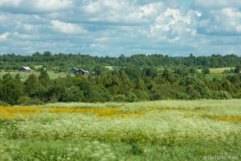 Деревушка, Вологодская область