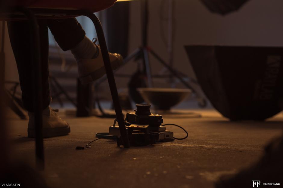 20170811 OpenStudio Работа со студийным светом