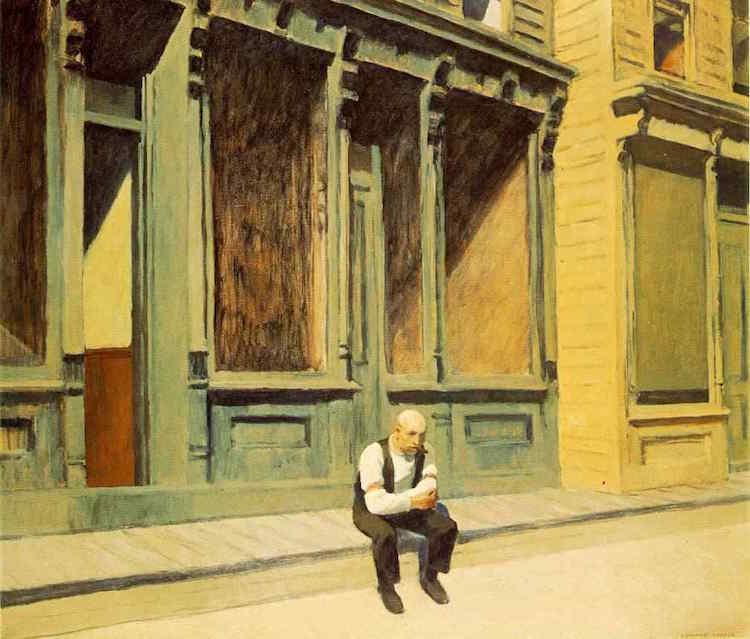 Edward Hopper Nighthawks Painting Is a Modern American Masterpiece