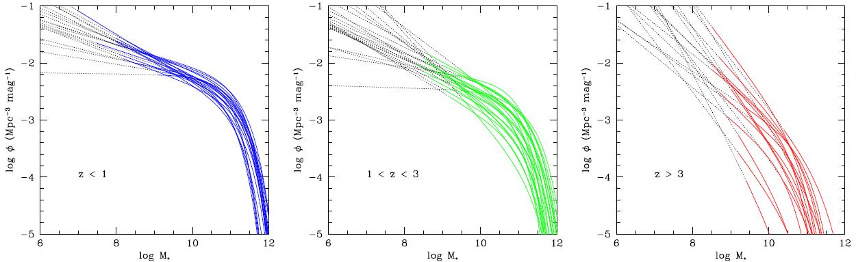 Фотография из научной статьи о количестве галактик во Вселенной