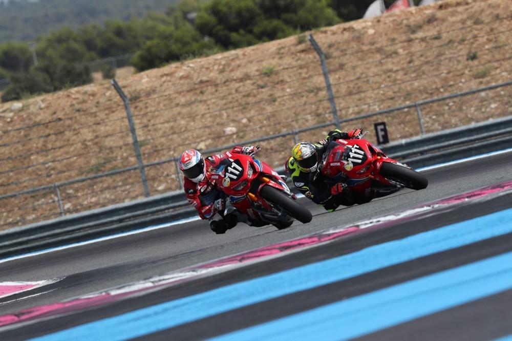 Команда Honda собрала новый состав к 24-часовой гонке Боль д'Ор