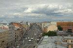 Вид на Лиговский проспект
