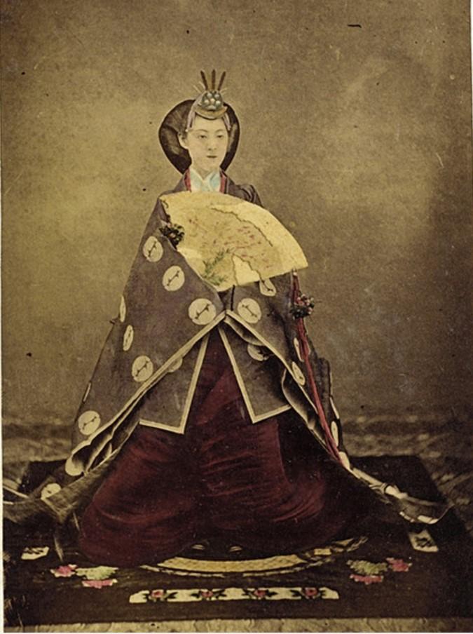 Императрица. 1868