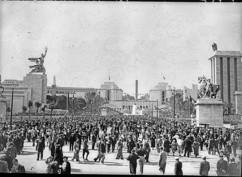 День открытия. 24 мая 1937