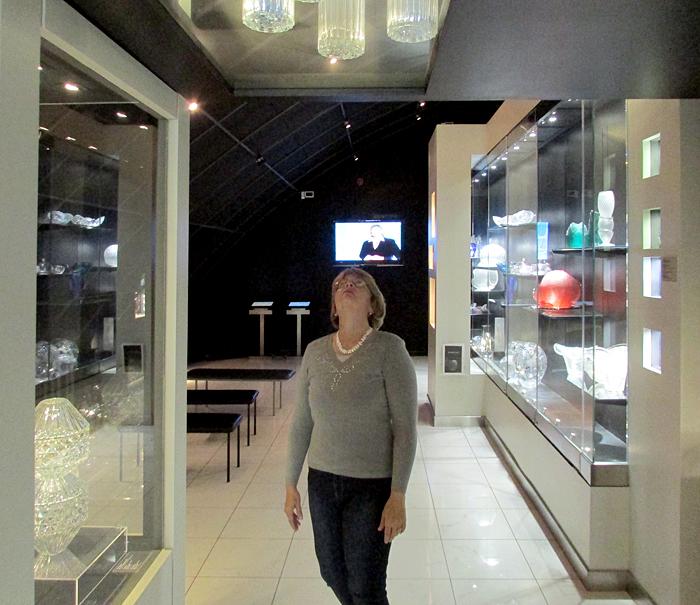 музей стекла и я