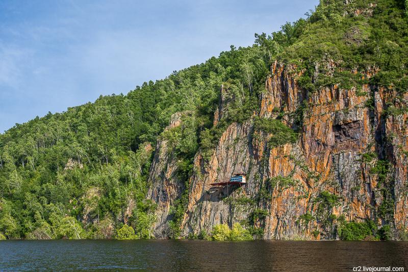 Нижне-Бурейское водохранилище