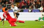 Спартак сыграл вничью с Ливерпулем