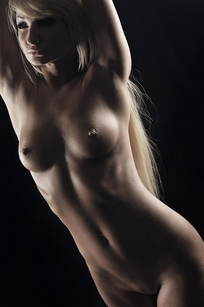 Девушки на снимках Александра Семанина