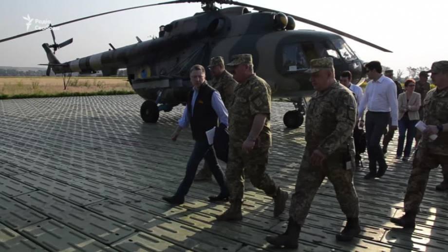 Спецпредставитель США посетил Краматорск и рассказал о своей миссии на Донбассе (видео)