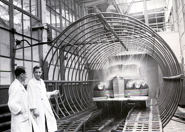 История завода ЗИЛ