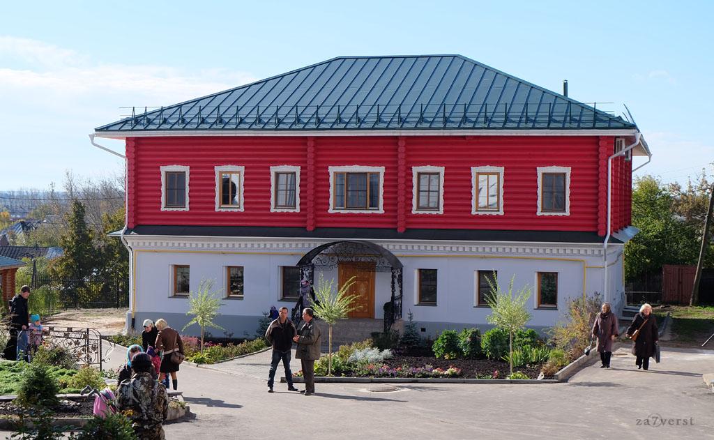 Никольский монастырь, Арзамас