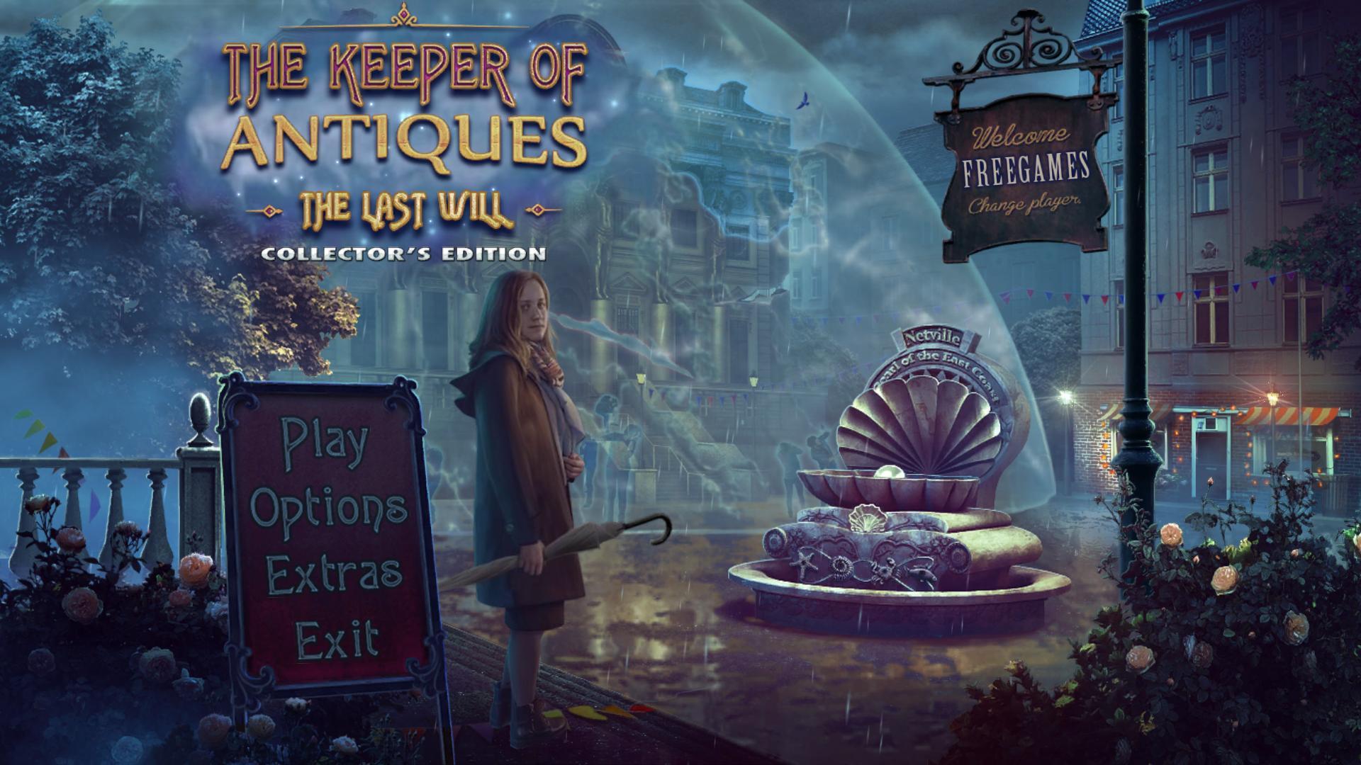Антиквар 3: Последняя воля. Коллекционное издание | The Keeper of Antiques 3: The Last Will CE (Rus)
