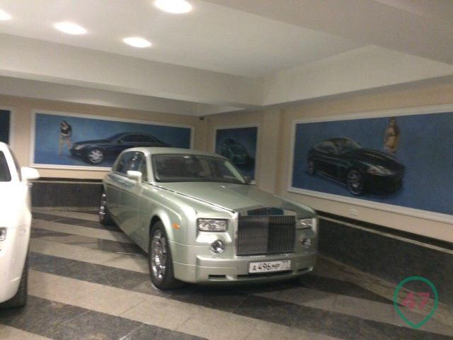 0 182de0 641cec8e orig - А что тут делает Форд Фокус? - автоколлекция министра Дагестана