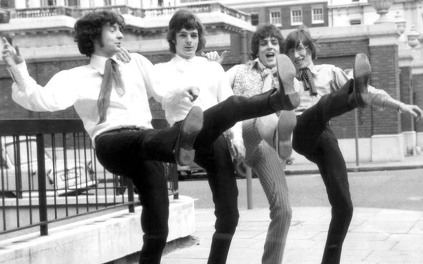 Pink Floyd в фотографиях (20 фото)