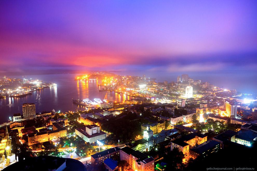 3. Выбирая восточный форпост, Россия рассматривала многие варианты, но только Владивосток отв