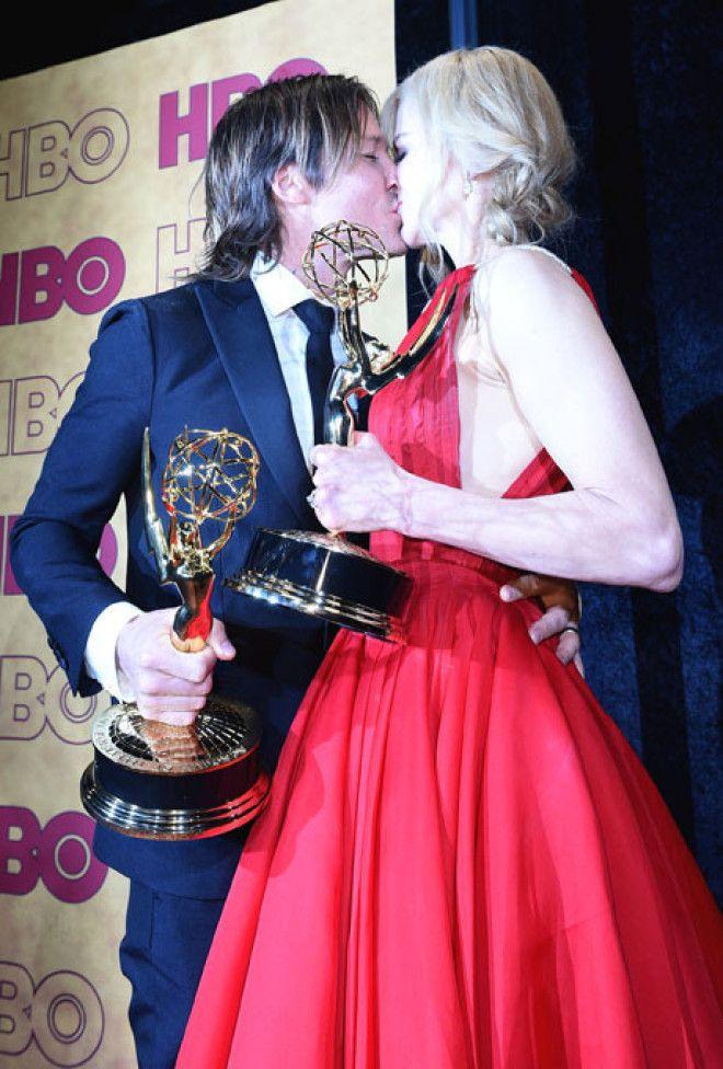 Пиар или измена? Почему Николь Кидман поцеловала Скарсгарда на глазах у мужа