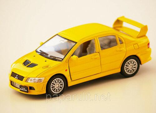 Kinsmart Mitsubishi Lancer Evolution