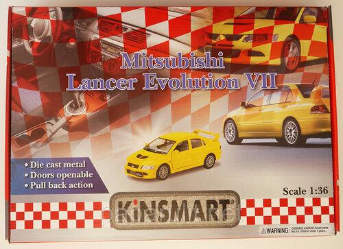 kinsmart КТ5052D