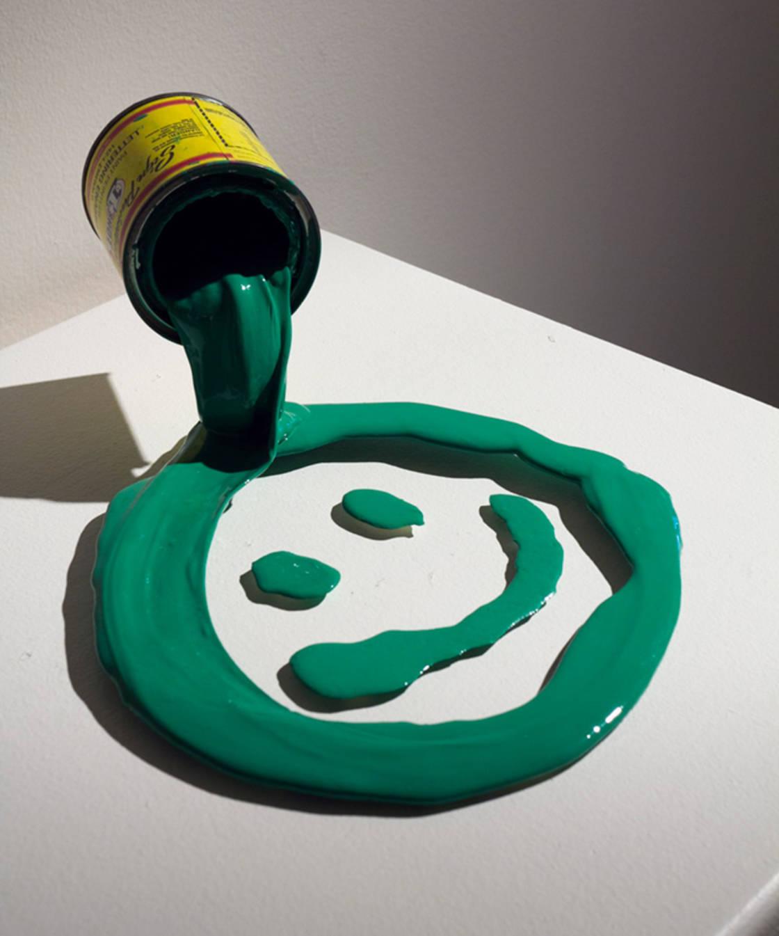 Pop Culture - The colorful dripping sculptures of Joe Suzuki