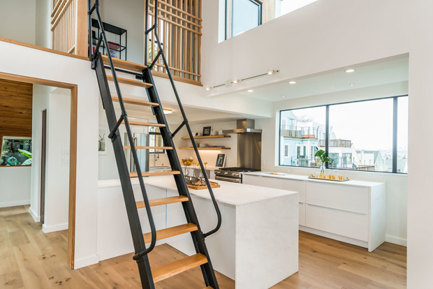 House in San Francisco by Thomas Building Group