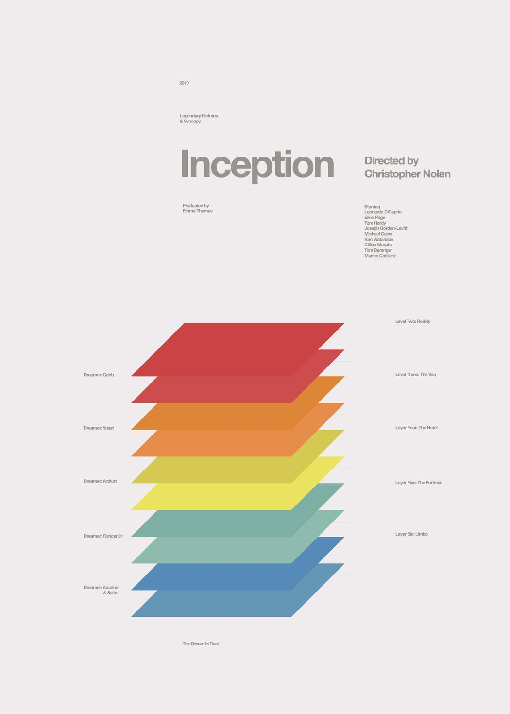 Pete Majarich Designed One Minimal Poster per Day