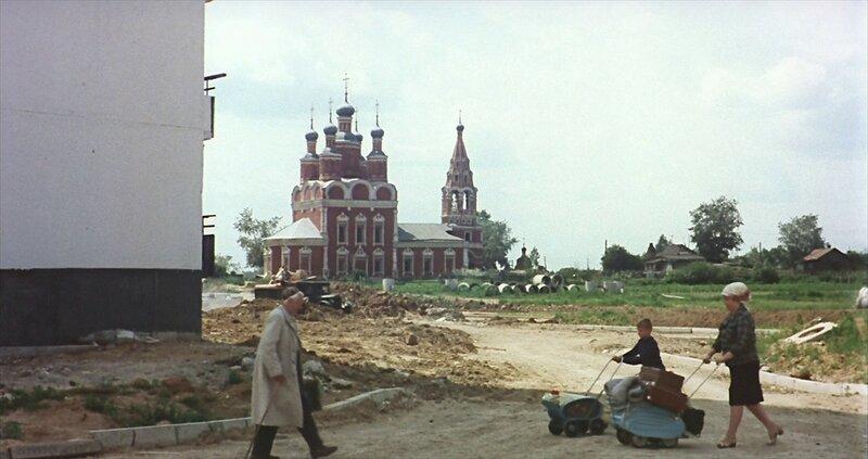 1969 Тропарёво из фильма Подсолнухи.jpg