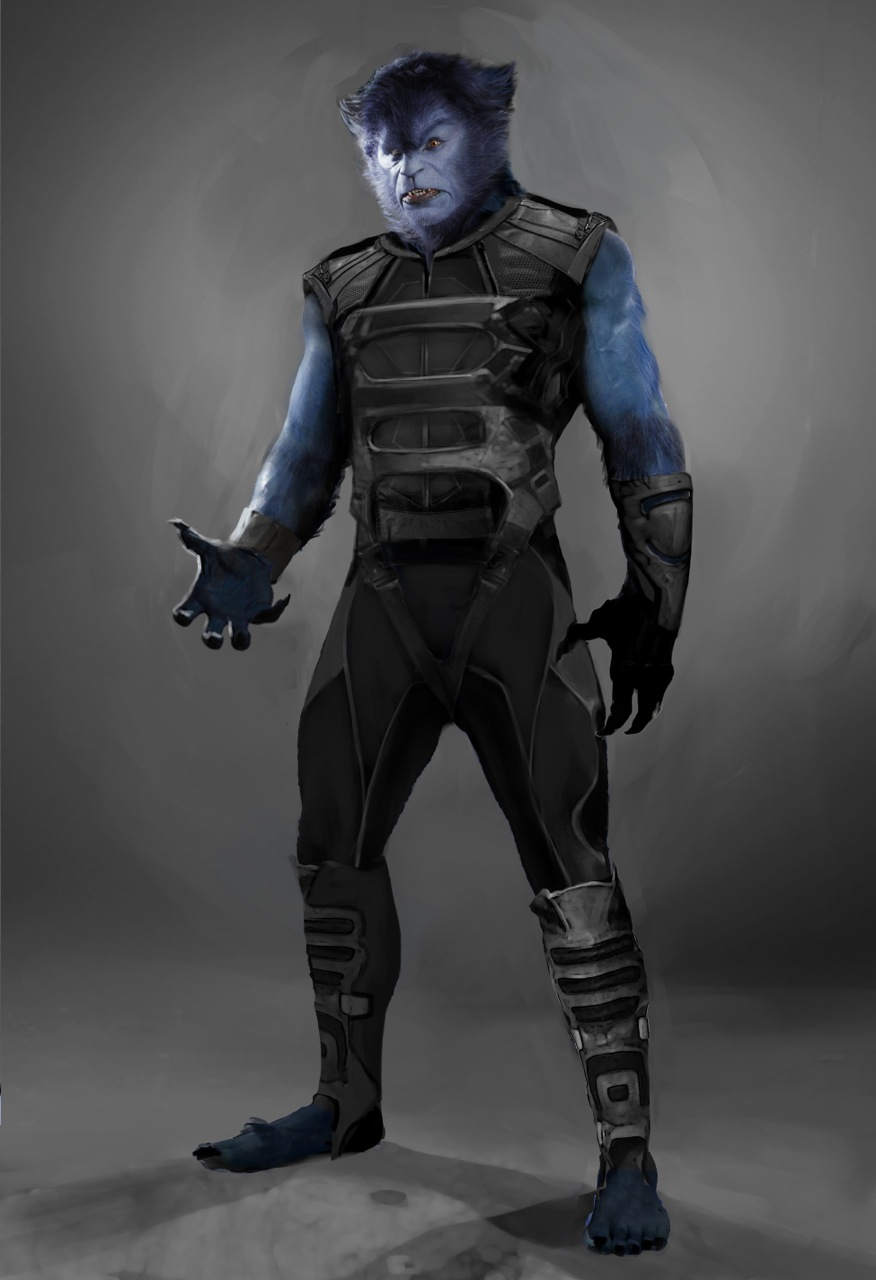 X-Men: Days of Future Past Costume Concept Art by Phillip Boutte Jr. (23 pics)