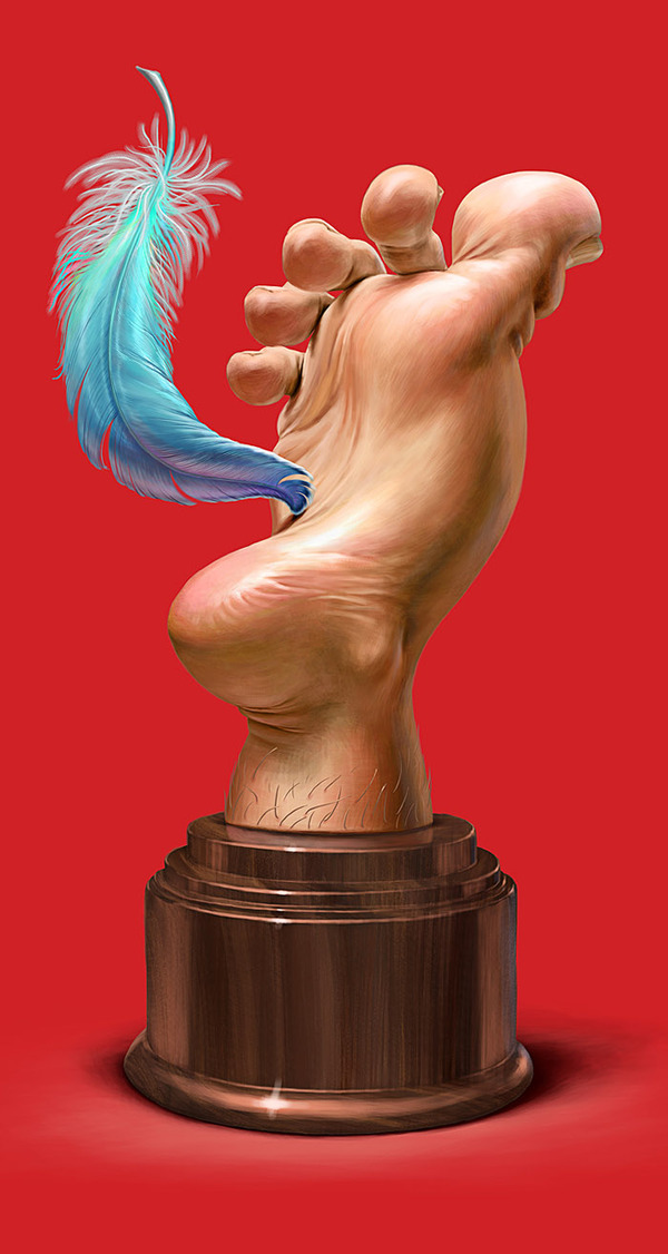 Illustrator - Character Designer - Oscar Ramos