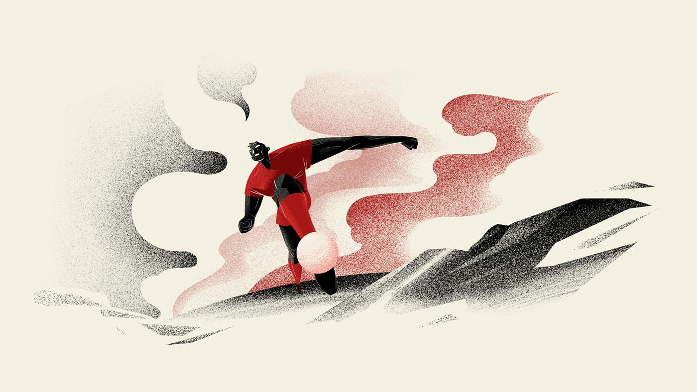Stunning Cartoons by Juan Barabani