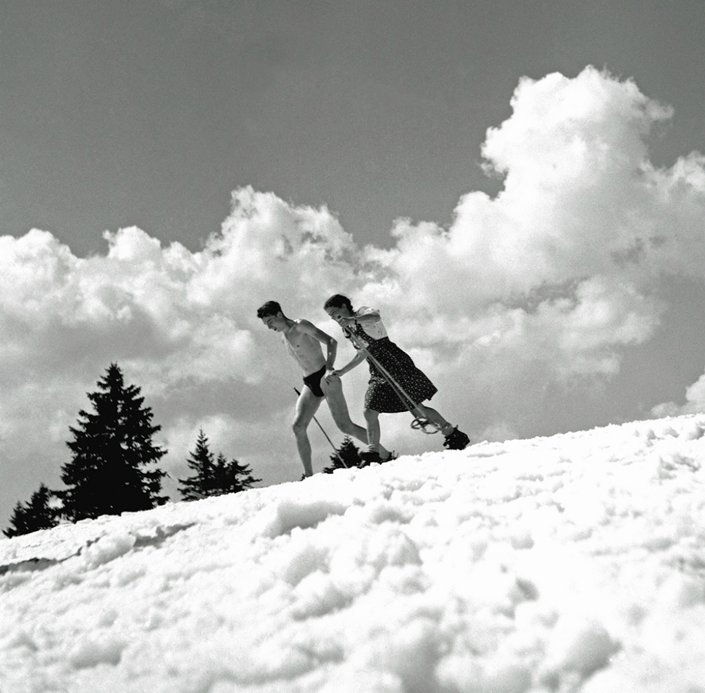4119 Ski de printemps