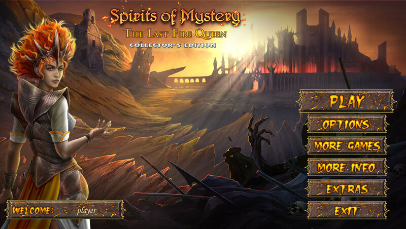 Spirits of Mystery: The Last Fire Queen CE