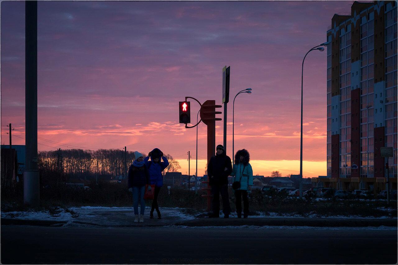 Светофор [© NickFW - 01.11.2017]