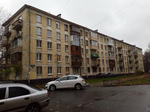 Варшавская ул. 37к2