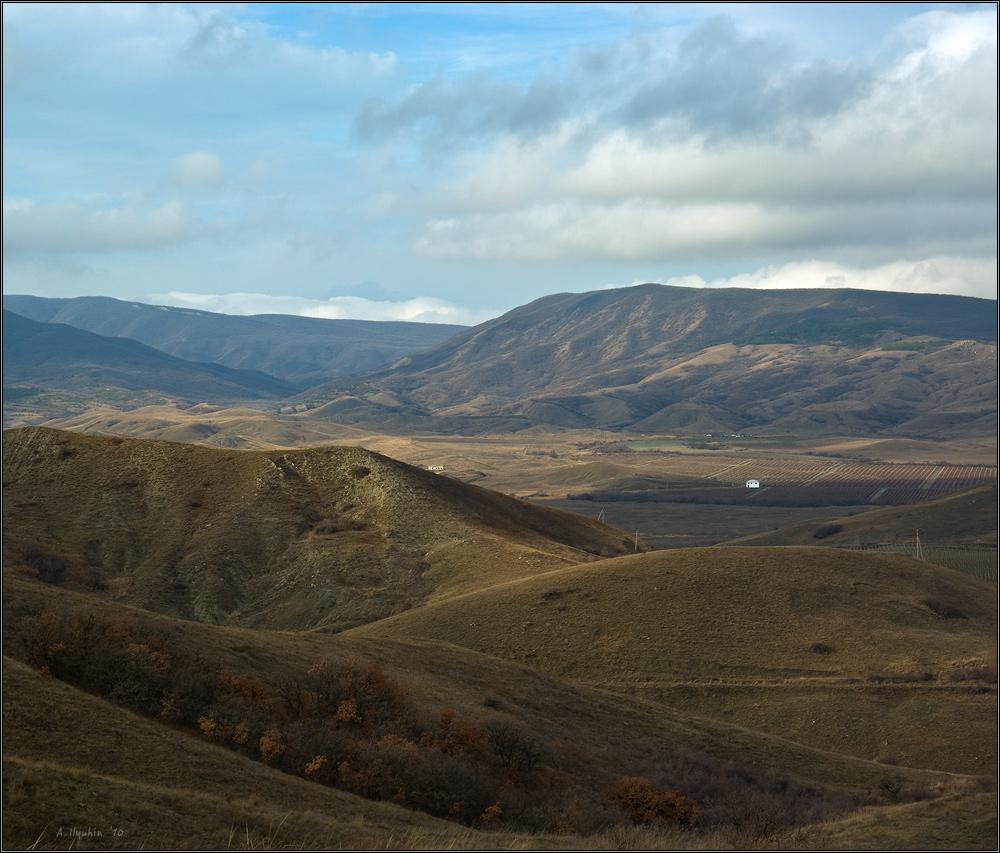 Долина Ачув