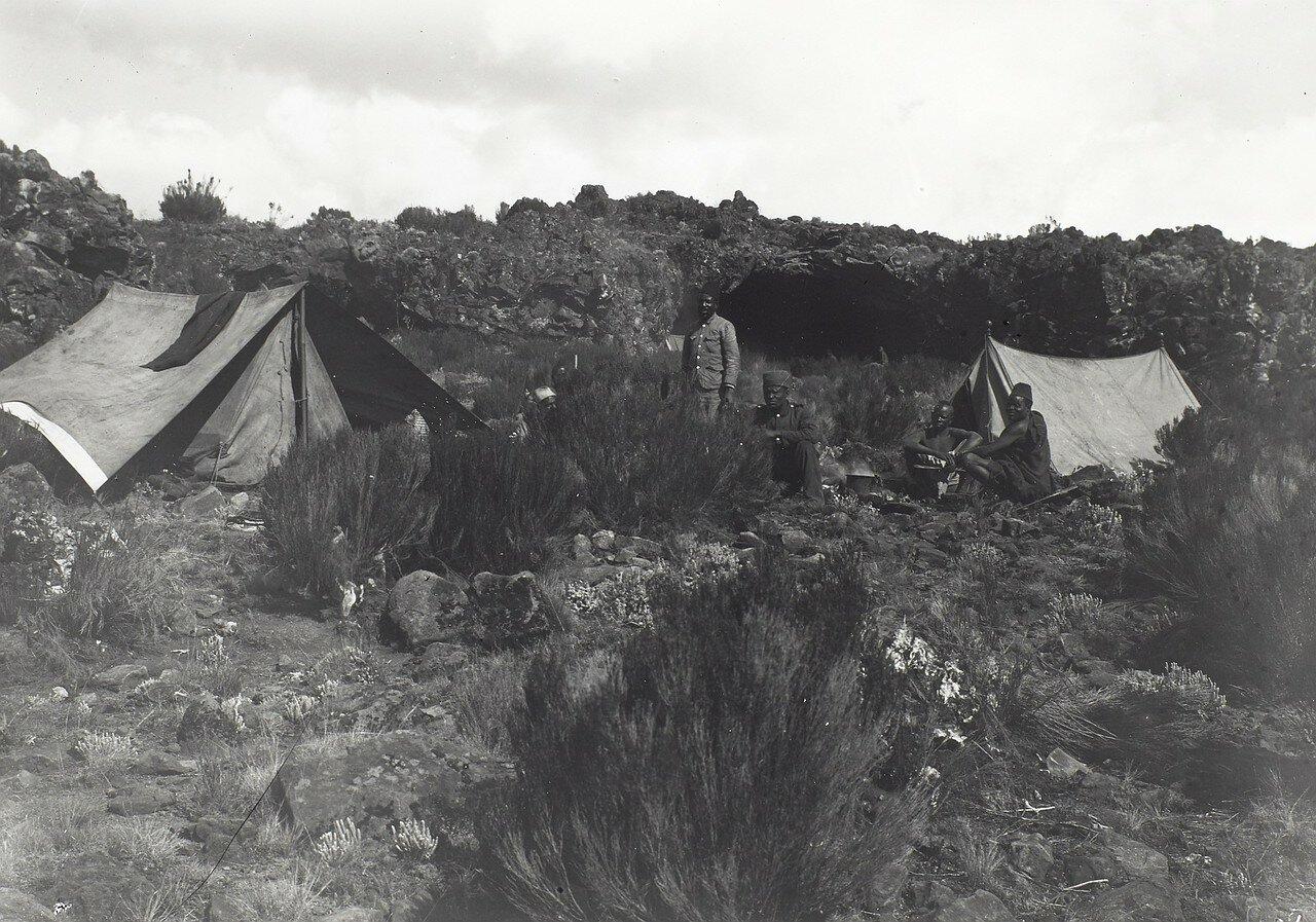01. Килиманджаро. Экспедиционный лагерь в Галеревальде