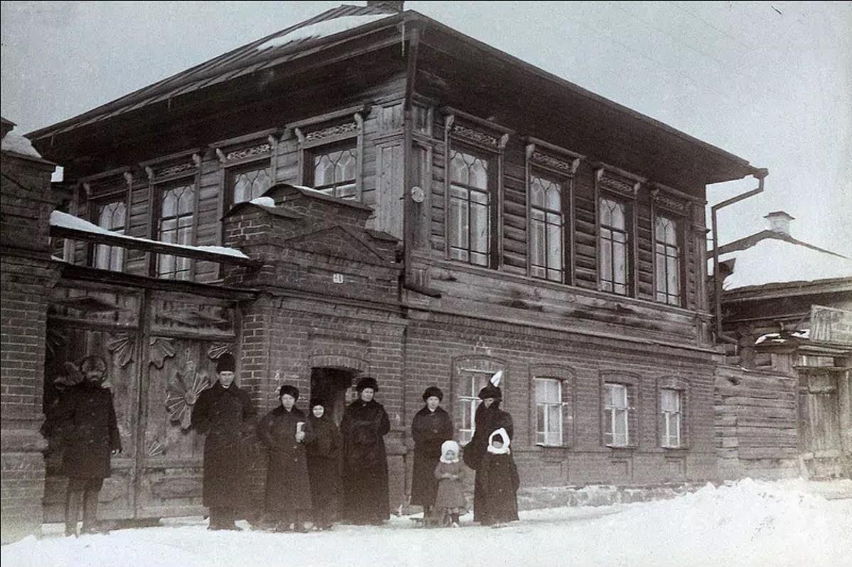 Улица Шавкуновская