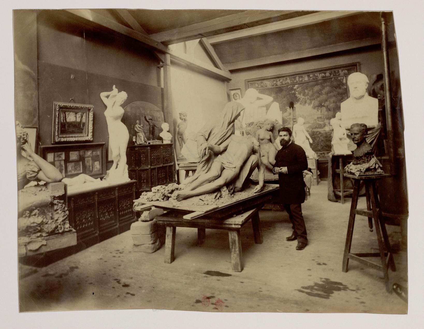 04. Альфред Буше (1850-1934) (скульптор)