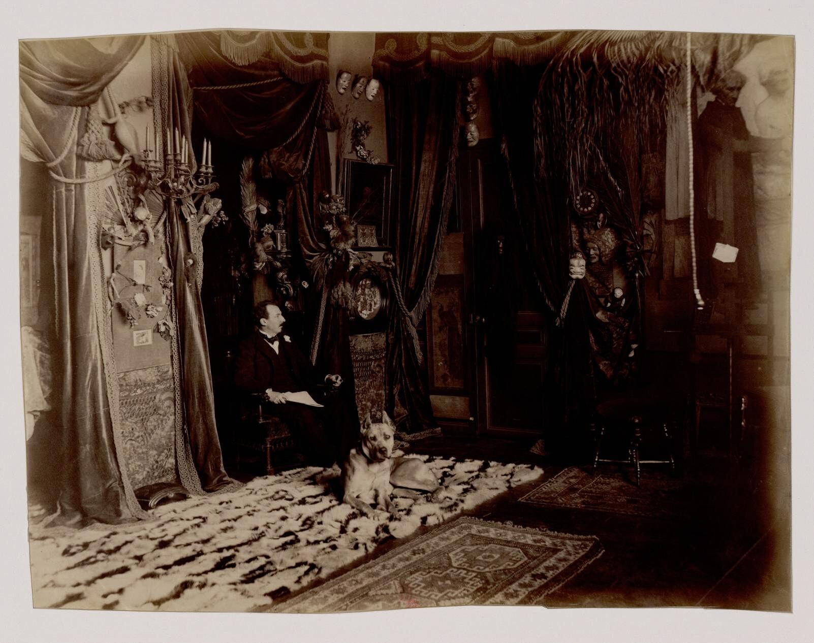 09. Ян ван Беерс (1852-1927)  — бельгийский художник, иллюстратор, карикатурист