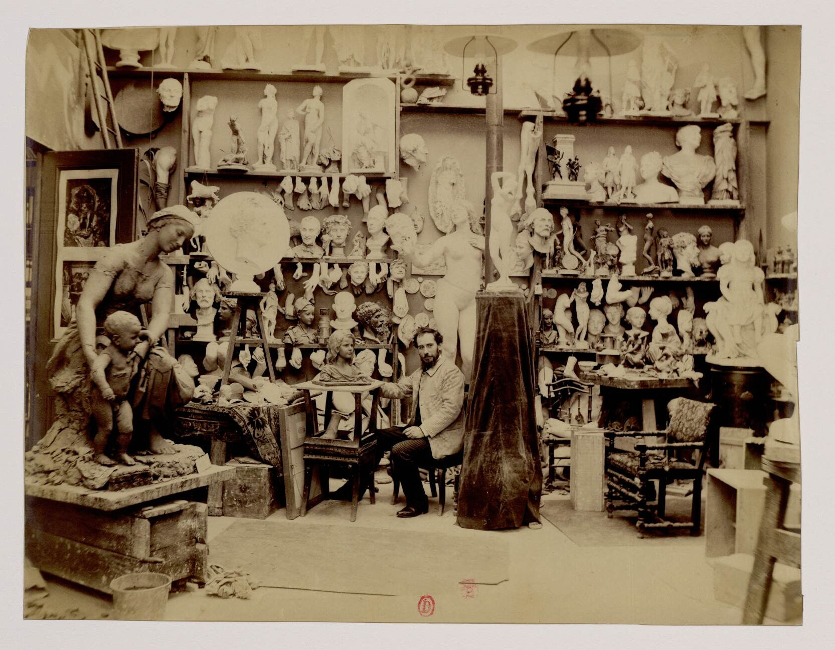 22. Анри-Оноре (1853-1922) (скульптор) - скульптор и медальер. Ученик Матурена Моро