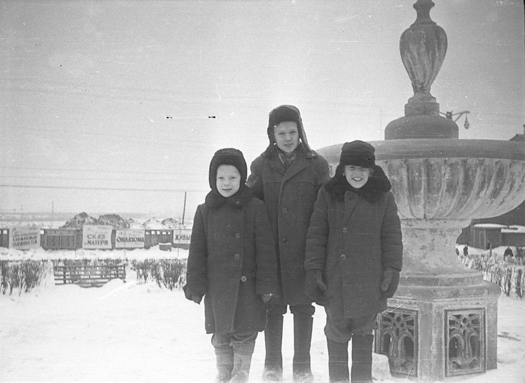 1964. Улица Куйбышева
