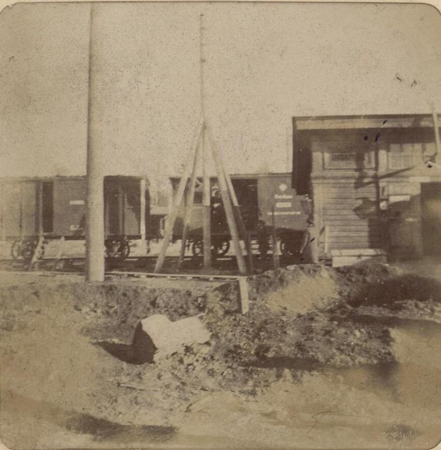 11. Станция Тайга
